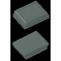 Radioelectronic plastic cases