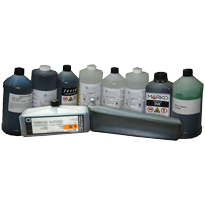 Inks and solvents