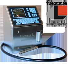 Мелкосимвольный каплеструйный принтер FAZZA L