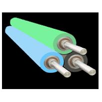 Printing shafts